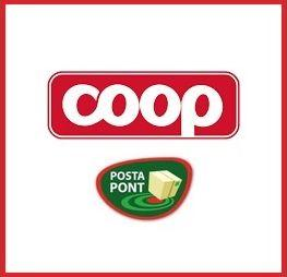Rendelj akár Coop üzletben lévő postapontra is!