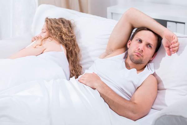 Merevedési zavar komoly probléma mind a férfinak mind a nőnek