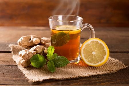 Hogyan kell teát készíteni gyömbérből? Hát így!