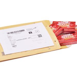 Ingyen szállítás! 4 doboz Boom Boom Extra rendelés esetén ingyen szállítjuk ki a csomagodat