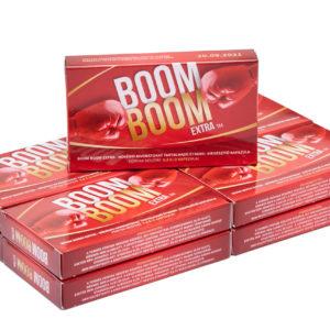 Boom Boom Extra: a potencianövelő kapszulák abszolút favoritja
