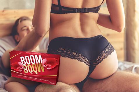 Boom Boom: a potencianövelő kapszulák abszolút favoritja