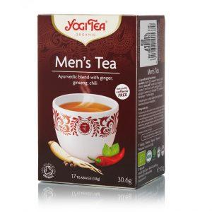 Bio Yogi tea: stimuláló és serkentő hatású teakészítmény