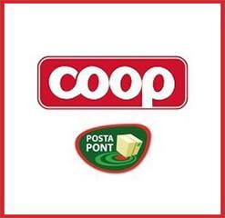 Szállítás Coop üzletekbe