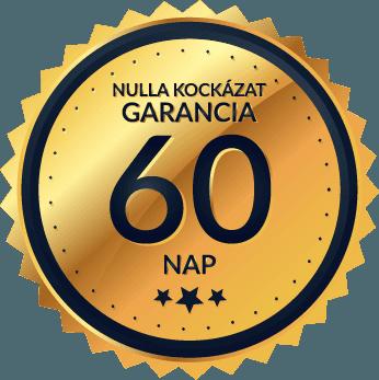 60 nap garancia