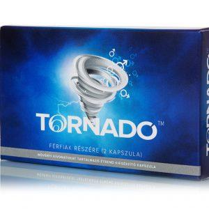Tornado: elképesztő magabiztosságot ad az ágyban