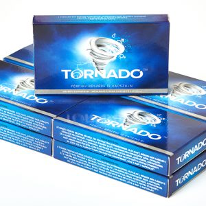Élvezd a Tornado elképesztő hatását akár már holnap!