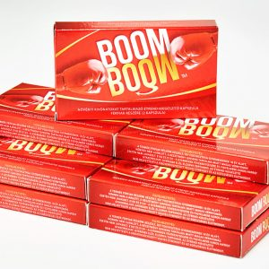 10 doboz Boom Boom rendelése esetén ingyen szállítás külföldön bárhová + 1 doboz ajándékba!