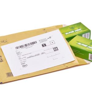 2 doboz Alpha Man rendelése esetén ingyenes szállítás!