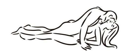 Misszionárius jelentése: férfi felül - nő alul