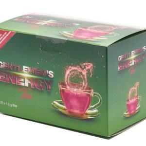 Próbáld ki a ínycsiklandó erdei gyümölcsös Gentlemen's Energy teát!