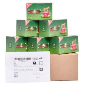 6 doboz rendelése esetén ingyenes szállítással!