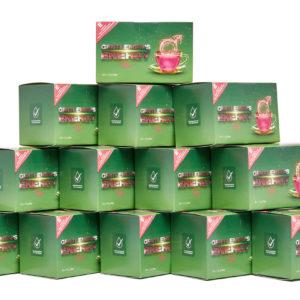 12 doboz tea rendelése esetén ingyenes szállítás + 1 doboz ajándékba