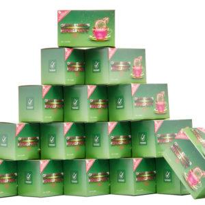 15 doboz erdei gyümölcsös tea rendelése esetén: Ingyen szállítás külföldön bárhová, +1 doboz ajándék tea!