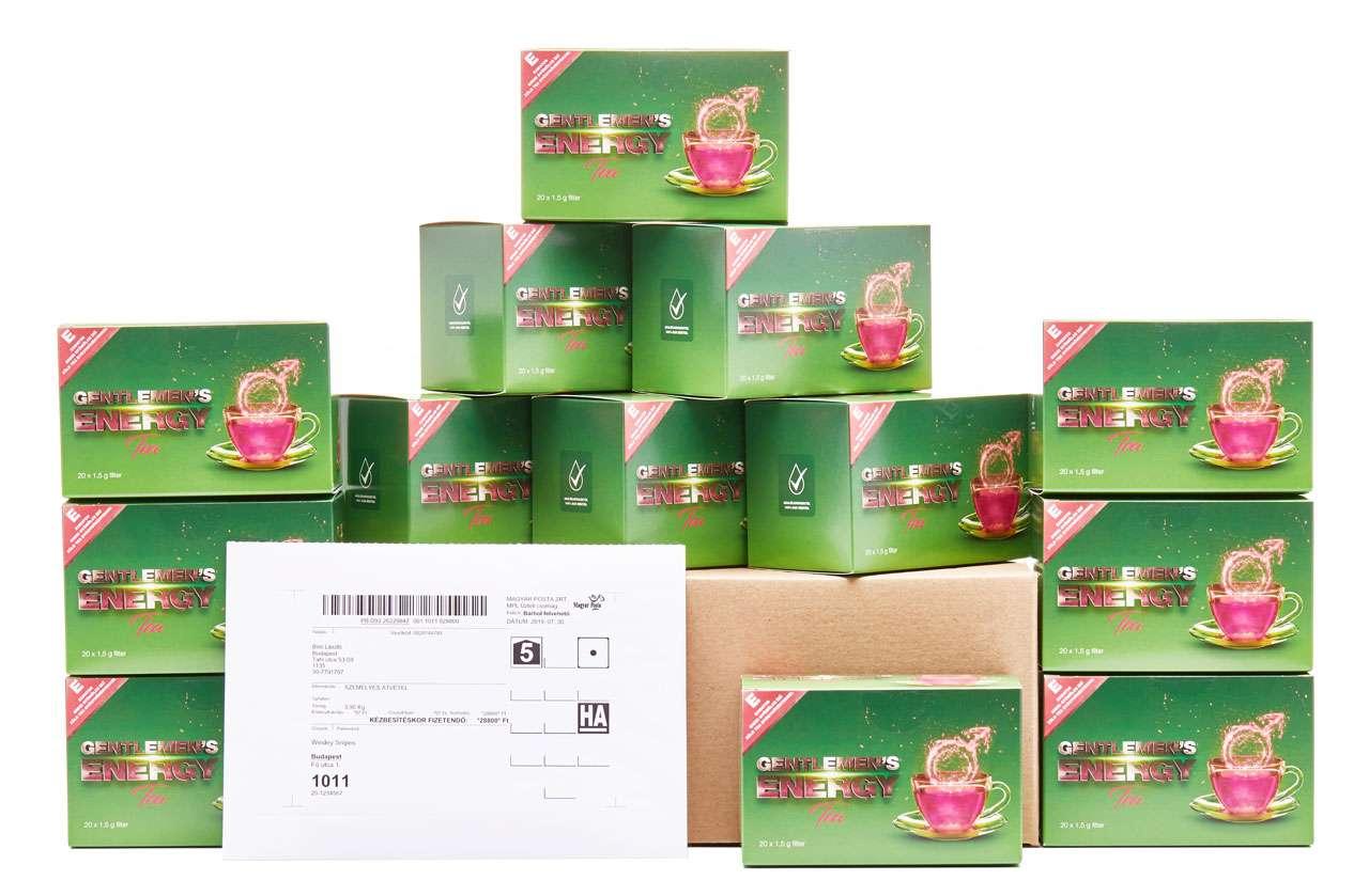 Erdei gyümölcsös tea giga csomag