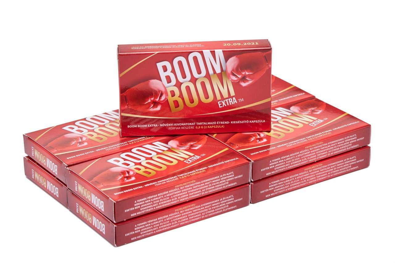 Boom Boom Extra akció: Válassz legjobb potencianövelő ...