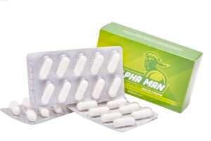 Alpha man kapszula szelénnél, és 9 egyéb immunerősítő vitaminnal, és nyomelemmel