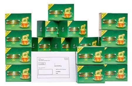 15+1 doboz citromos tea ingyenes szállítással külföldre