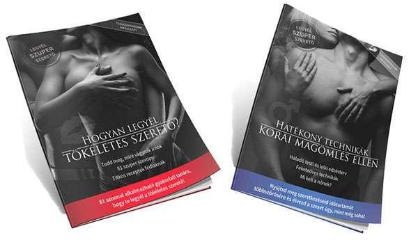 Szexualitás segítő könyvek