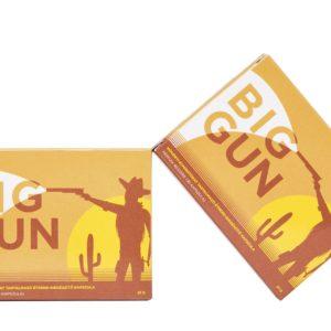 Big Gun: Különösen hatékony termékenység fokozás férfiaknak